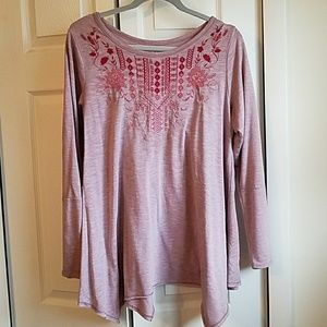 Knox Rose tunic top